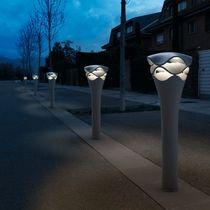 Leuchtpoller für öffentliche Bereiche / modern / Kunststoff / LED