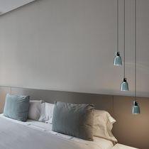 Hängelampe / modern / aus Borosilikatglas / LED