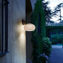 Moderne Wandleuchte / für Außenbereich / Polyethylen / LED