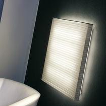 Moderne Wandleuchte / Aluminium / Polyester / fluoreszierend