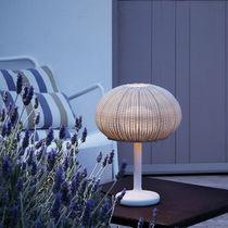 Tischlampe / modern / Polyethylen / für Außenbereich