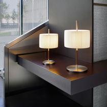 Tischlampe / modern / Baumwolle / Eisen