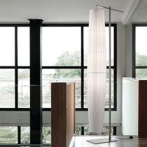 Moderne Leuchtsäule / Metall / Stoff / Polyester