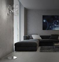 Stehleuchte / modern / Glas / LED