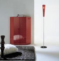 Stehleuchte / modern / Glas / Innenraum