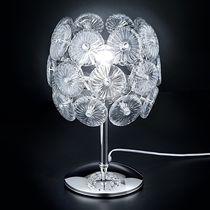 Tischlampe / modern / Glas / Innen