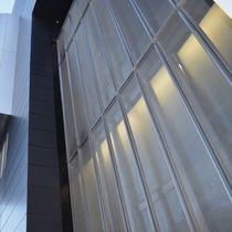 Metall-Geflecht / für Fassaden / Langmaschen