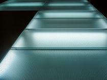Fußboden Glasscheibe / rutschfest / Float