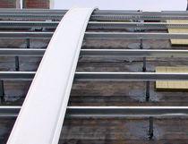 Stahlrahmen für Dächer