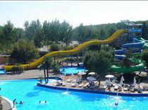 Gerade Rutsche / für Aquapark / mit Schwimmreifen