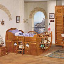 Kinderzimmer für Mädchen / Holz - 849 - Caroti | {Kinderzimmer holz 28}