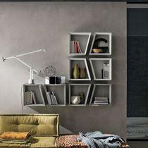 Wandmontiertes Regal / modern / Laminat