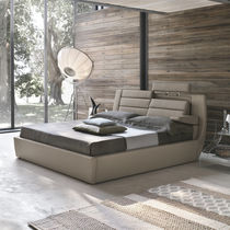 Doppelbett / King Size / modern / Stoff