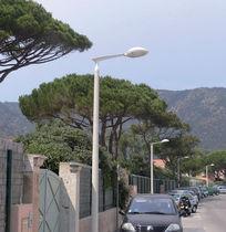 Straßen-Laterne / modern / aus Aluminiumguss / LED