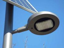 Straßen-Laterne / modern / Aluminium / aus verzinktem Stahl