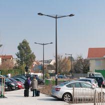 Straßenlaterne / modern / Aluminium / LED