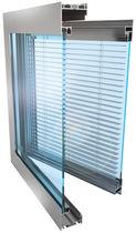 Konstruktions-Paneel / Glas / für Vorhangfassade / für Fassade