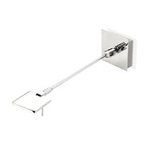 Moderne Wandleuchte / Aluminium / LED / Gelenkarm