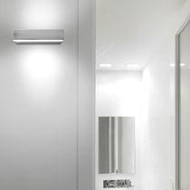 Wandmontierte Notbeleuchtung / rechteckig / Kompaktleuchtstoff / LED