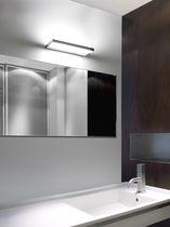 Moderne Wandleuchte / für Badezimmer / Aluminium / aus Polycarbonat
