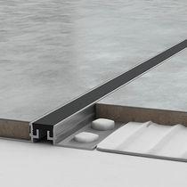 Aluminium-Dehnungsfuge / Straßen / für Böden / Fassade