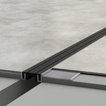 Aluminium-Dehnungsfuge / Straßen / Fußboden / für Parkplätze