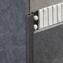 PVC-Abschlussprofil / für Außeneckprofil