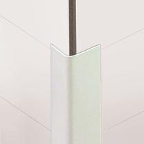 PVC-Abschlussprofil / für Außeneckprofil / für Trennwandsysteme