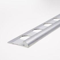 Aluminiumabschlussprofil / für Fliesen / für Außeneckprofil