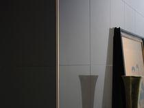 Edelstahl-Abschlussprofil / für Fliesen / für Außeneckprofil
