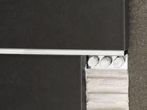 Aluminiumtrennprofil / für Fliesen