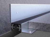 Aluminium-Dehnungsfuge / für Wände