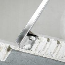 Aluminiumtrennprofil / Messing / Edelstahl / für Außeneckprofil