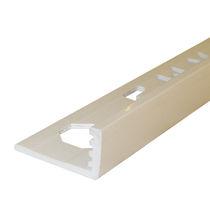 PVC-Abschlussprofil / für Außeneckprofil / für Fliesen