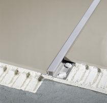 Aluminium-Dehnungsfuge / für Gebäude