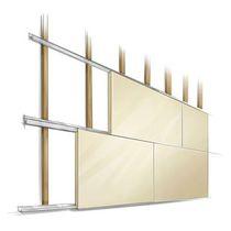 Metallprofil / für Fassadenverkleidung