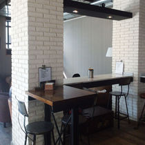 Beton-Wandverkleidung / Privatgebrauch / Gewerbe / strukturiert