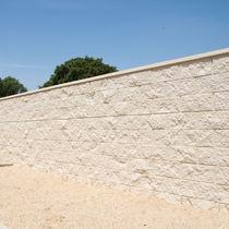 Hohlbetonstein / für Wände / für Fundament / für Böden