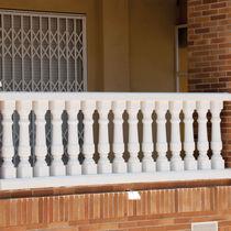 Kunststeinbalustrade / für Außenbereich / für Terrassen / für Balkon
