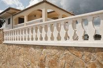 Kunststeinbalustrade / für Außenbereich / für Balkon / für Terrassen