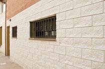 Betonverblender / Außenbereich / Innenbereich / Steinoptik