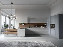 Moderne Küche / Holz