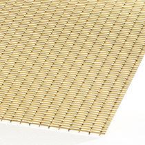 Metallgewebe für Innenausbau / für Decke / für Fassadenverkleidung / für Sonnenschutz