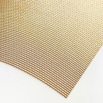 Metallgewebe für Fassadenverkleidung / für Innenausbau / für Sonnenschutz / für Decke