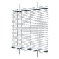 Befestigungssystem zum Schieben / Edelstahl / für Fassadenverkleidung / für Innenausbau