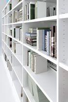 Hohe Bibliothek / niedrig / modern / für Büro