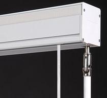 Öffnungssystem für Jalousie / Raffvorhänge / mit Kettenauslösung / mit Kurbelbedienung / für Wohnbereich