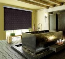 Roll-Rollos / Gewebe / für Deckenmontage / zur Wandbefestigung