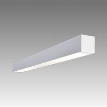 Leuchte für Aufbau / LED / linear / IP20