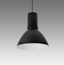 Hängeleuchte / LED / quadratisch / Metall